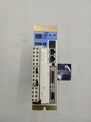 Panasonic  Ac Servo  Mqdb025d1a04 Excellent Condition Free Shipping