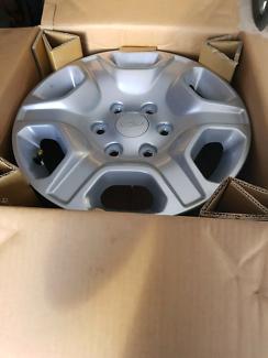 4x 17x8 inch 2017 ranger rims