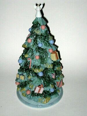 Lladro  CHRISTMAS*** LARGE CHRISTMAS TREE**** RARE **New in box