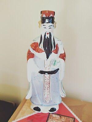 vintage old  Chinese  buhda figure