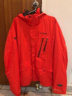 Columbia Titanium Snowboarding Pants & Jacket - Fully Seam Sealed