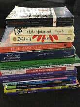 School Text Books for sale Canning Vale Canning Area Preview