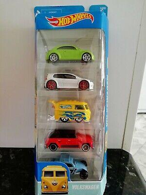 Hot Wheels Volkswagen Selection Die Cast Models DJD20