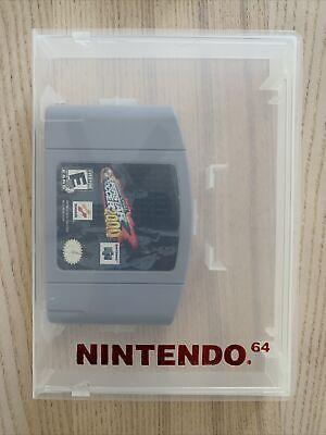 International Superstar Soccer 2000 *AUTHENTIC* RARE N64 Nintendo 64 Clean Pins!