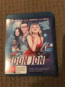 Don Jon Blu Ray The Junction Newcastle Area Preview