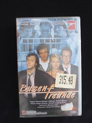 Busenfreunde [VHS] , Komoedie,  4026643009732, neu & OVP , VHS Raritaet