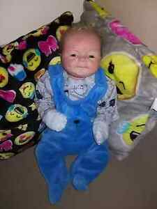 Reborn baby doll Halls Head Mandurah Area Preview