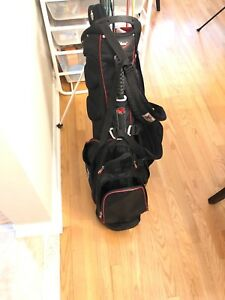 9 superstroke irons grips and titleist 14 way bag