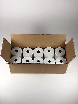 3 18 X 220 Thermal Receipt Paper Rolls Pos 10 Rollscase