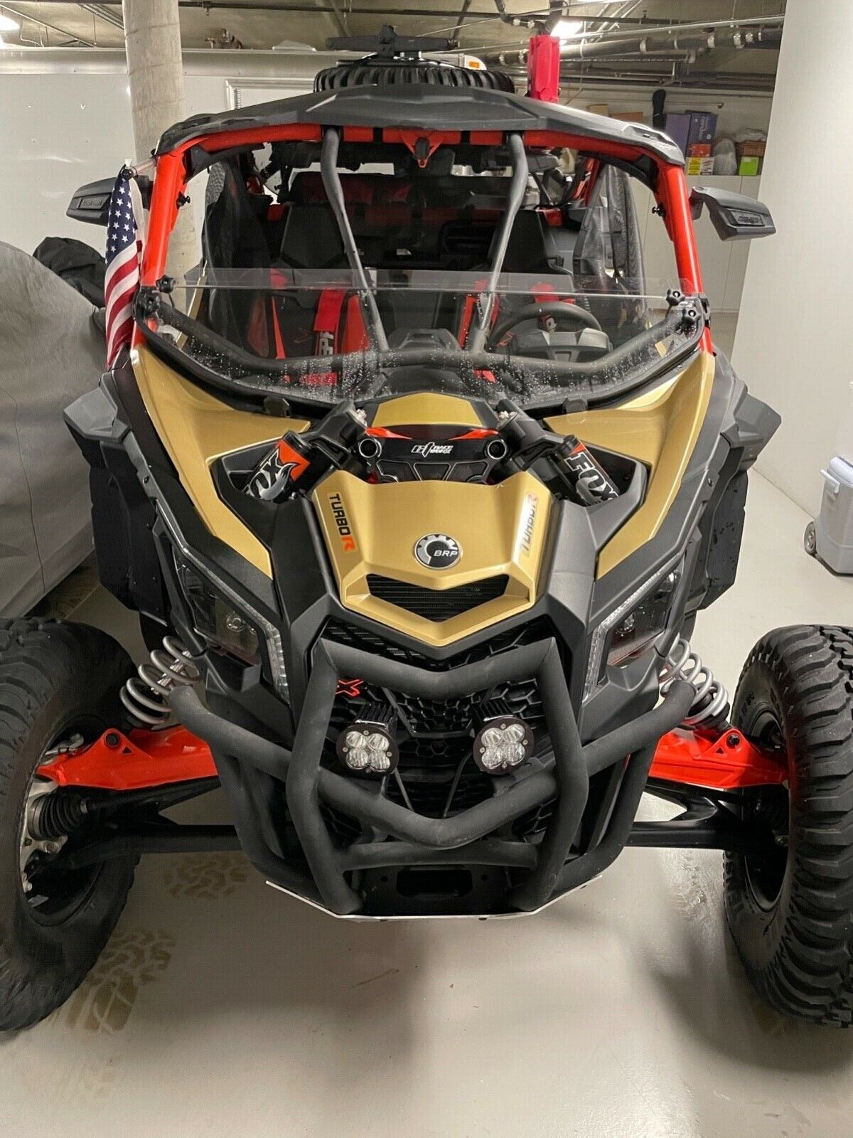 2017 Canam Maverick X3 Turbo 200HP+