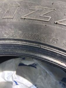 Winter tires 235/60/R18