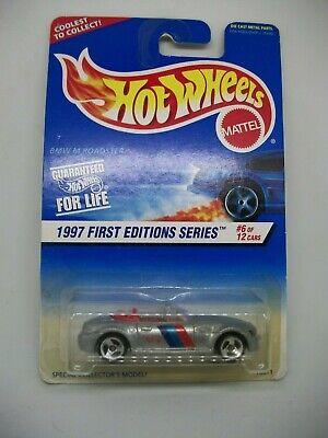1997  HOT WHEELS BMW M ROADSTER