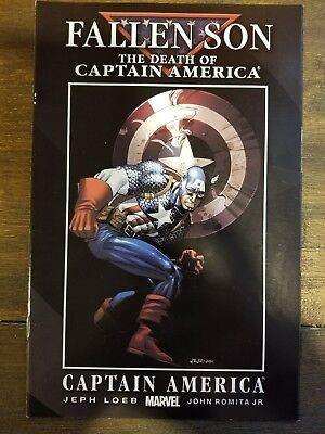 Fallen Son  The Death Of Captain America  4 Advance Sneak Peek Edition