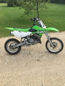 2007 Kawasaki KX 65 Dirt Bike