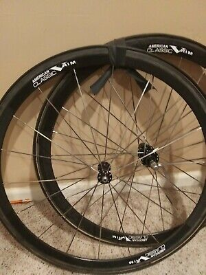 Wheels & Wheelsets American Classic Carbon Nelo's Cycles
