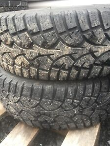 Two tires 195/65r15