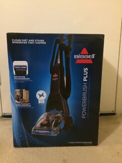 carpet used once bissell powerbrush plus - Carpet Shampooer