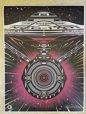 Star Trek Beyond Movie Poster 18X24 Exclusive Carmike Cinemas   Pine   Elba