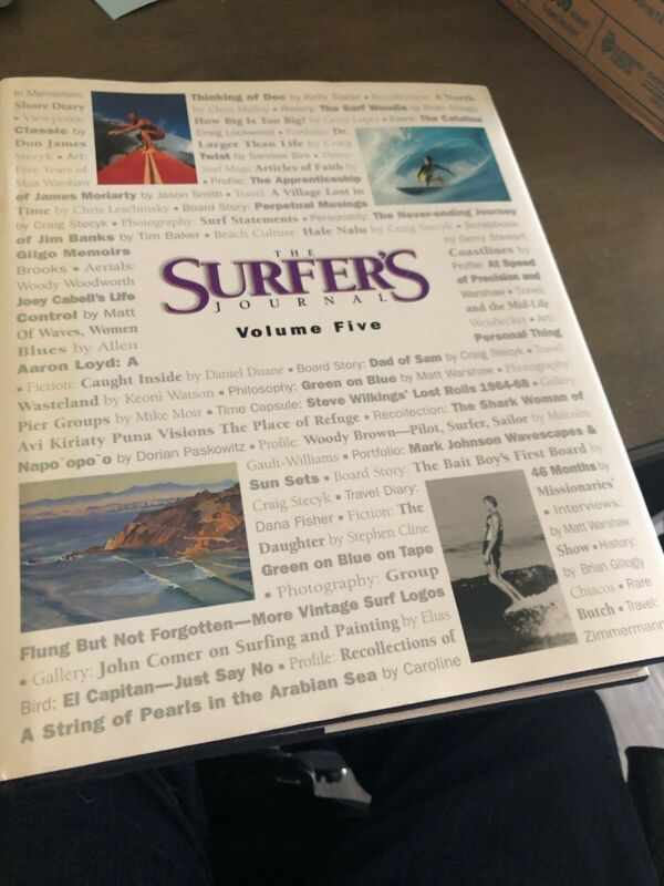 The Surfers Journal Volume 5