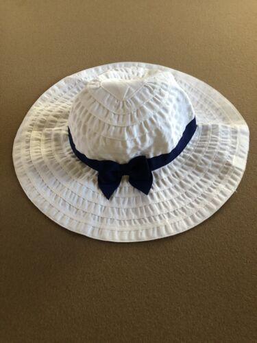 Gymboree White Sun Hat - Bow
