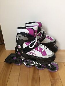 Roller Blades - child Size 10-13 adjustable