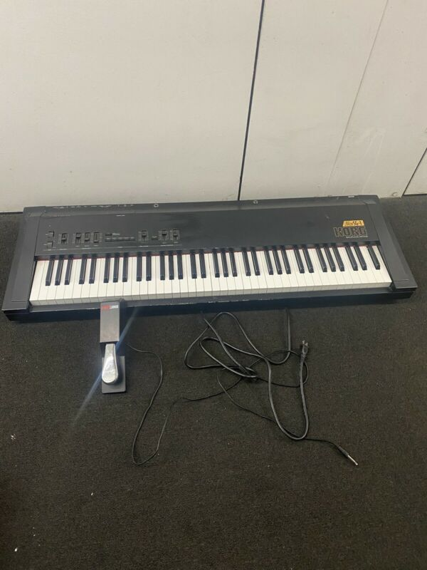 Korg NEW SG-1 Sampling Grand Piano/Keyboard Digital 76 Weighted Keys andPROLINE