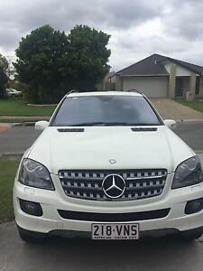 2008 Mercedes-Benz ML320 cdi EDITION 10 Murrumba Downs Pine Rivers Area Preview