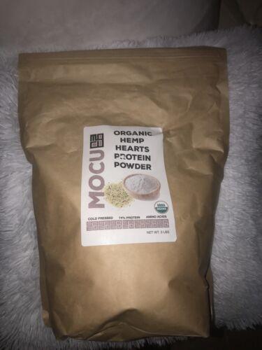 Organic Hemp Hearts Protein Powder