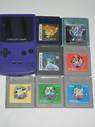 Pokemon Green Gameboy Color
