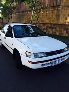 1998 Toyota Corolla Sedan Dutton Park Brisbane South West Preview