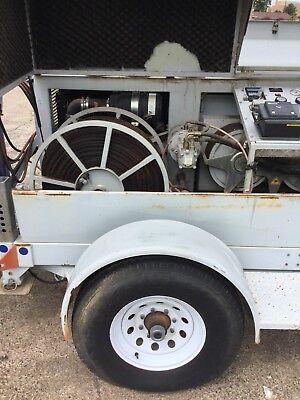 Condux Tesmec Ars 505 Thaler Cable Puller Underground