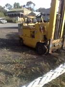 Forklift Caterpillar Tungkillo Mid Murray Preview
