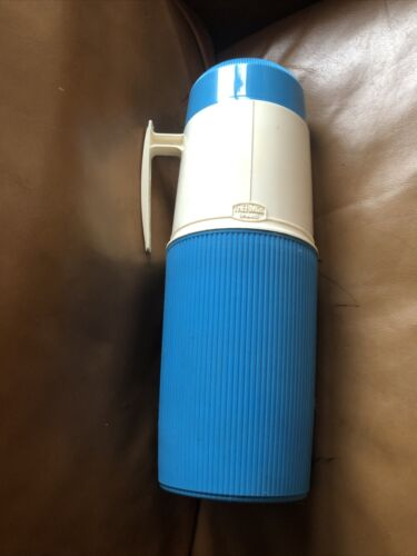 Vintage Thermos No 64 Drinks Flask 30 Fluid Oz (890ml)