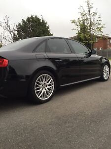 2015 AUDI A4 QUATTRO WITH SPORT PACKAGE