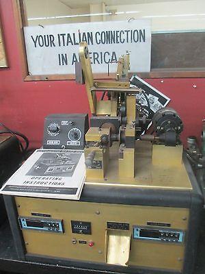Crafford Automatic Chain Cutter Machine - Nice Condition