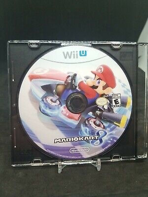 Mario Kart 8 Wii U Nintendo Racing Game DISC ONLY
