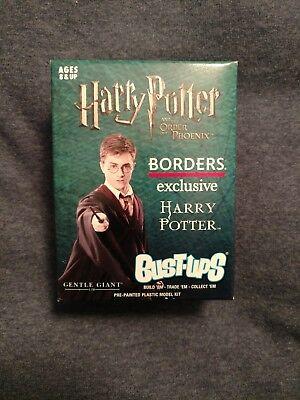 - Harry Potter Bust-Ups ((BORDERS EXCLUSIVE)) Order Of The Phoenix Figurine