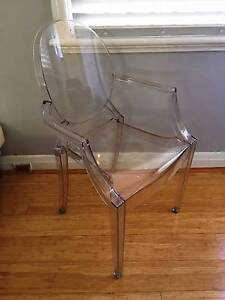 Louis Ghost Chair - Philippe Starck Design Lilyfield Leichhardt Area Preview
