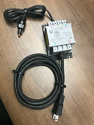 Genuine BMW Motorrad Motorcycle Battery Charger