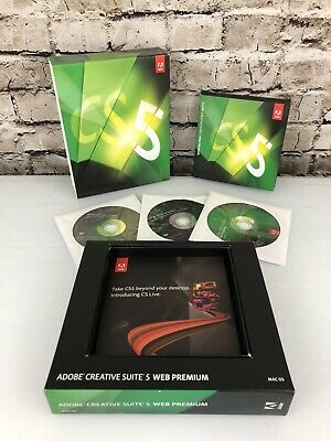 Adobe CS5 Web Premium For Mac OS with All serial Numbers. Adobe Creative Suite