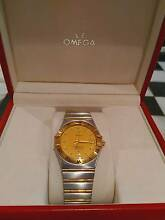 Omega Constellation 50th Anniversary  Automatic Winthrop Melville Area Preview
