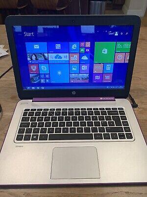 hp stream 14 Laptop 1ghz 2gb