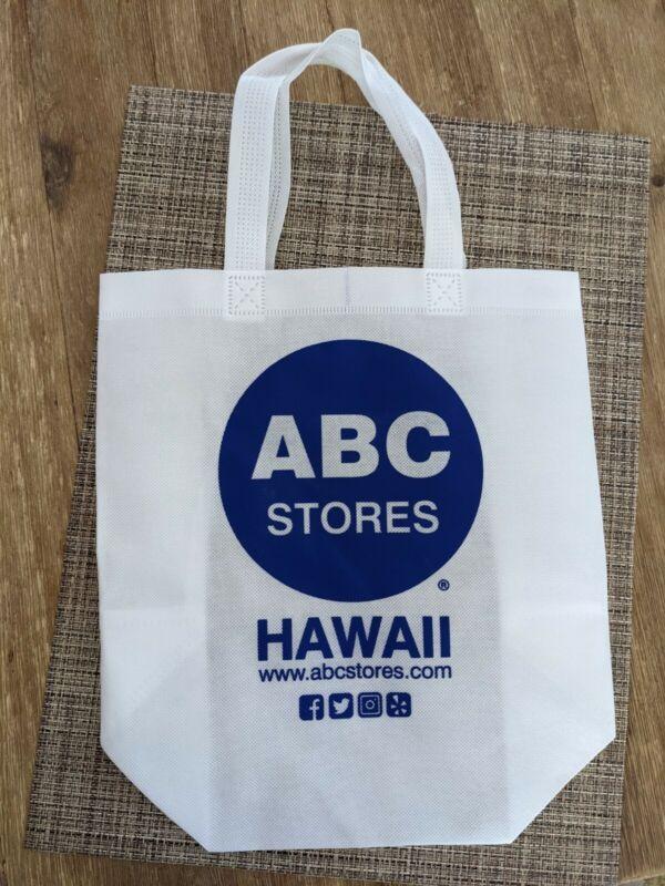 ABC Store White Reusable Shopping Bag - Hawaii