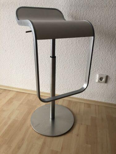 La Palma LEM Barhocker / Weiss / 66 - 79 cm
