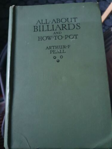 Billiards book