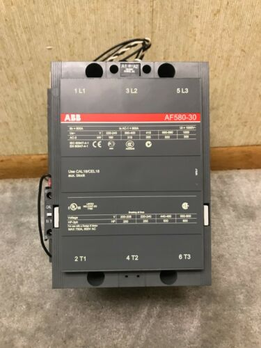 Used ABB AF580-30 Contactor