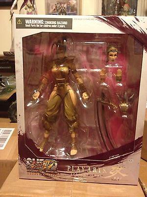 Ibuki Play Arts Kai Figure Action Figure Street Fighter IV