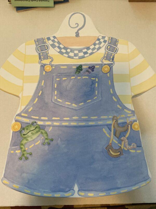 Lady Jayne Ltd. Best Dressed Boy Keepsake Box - Never Used - NEW