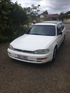 TOYOTA CAMRY WAGON WHITE, BEEN GREAT CAR TO GET TO WORK $1,450. Bundall Gold Coast City Preview
