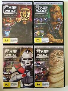 Star Wars the Clone Wars Complete Season 3 Jilliby Wyong Area Preview